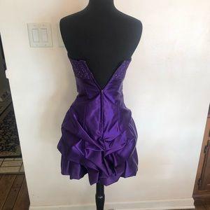 Jessica McClintock Dresses - Purple Jessica McClintock NWT formal dress sz 3